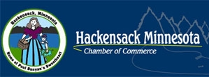 Hackensack, MN Chamber of Commerce Logo